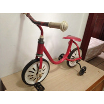 Bicicleta Bandeirantes Antiga Infantil