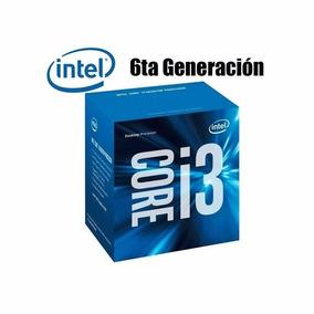 Procesador Intel Core I3-6100 3.7ghz 6ta Generación Nuevo