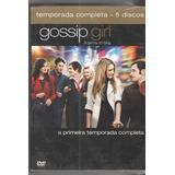 Box Dvd Gossip Girl 1ºtemporada-original-perf Estado