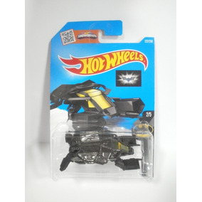Hot Wheels The Dark Knight Batman The Bat Negro 227/250 2016