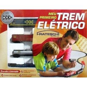 Trem Eletrico Frateschi - Carga Mrs - 6522 - Frateschi