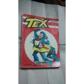Tex 01 A Mao Vermelha E Colecao Diversos Editora Globo