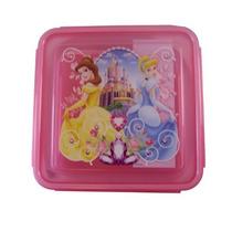 Disney Princess Pink Alimentos Contenedor De Almacenamiento