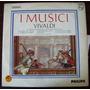 Clasica, Antonio Vivaldi, Concerti Fur Violine, Felix Ayo Lp
