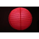 Luminária Japonesa De Papel Decoração De Festa Kit 10 Unids