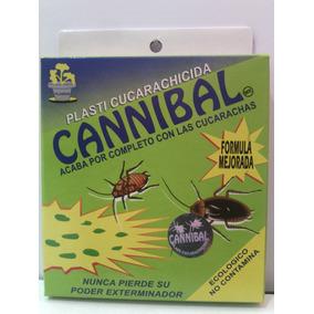 Mata Cucarachas Marca Cannibal
