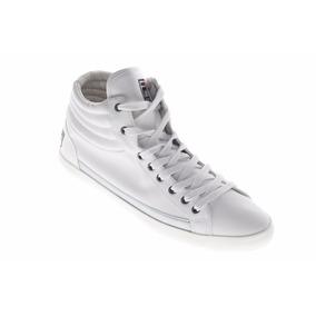 Zapatillas Fila Venesia High W Mujer Blanco