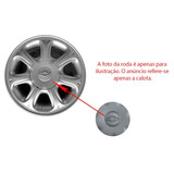Calota Miolo Central Da Roda Aro14 Corsa Sedan Gls Original