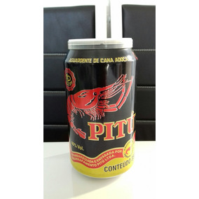 Pitú Lata 350ml Aguardente