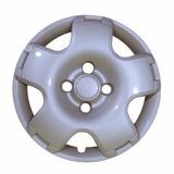 Jgo. X4 Taza Rueda Tipo Original Volkswagen Gol G4 Rodado 13