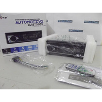Auto Radio Mp3 Player Automotivo Usb Sd, Bluetooth, Controle