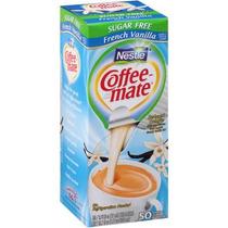 Nestlé © Coffee-mate Sin Azúcar De Vainilla Francesa Café Cr