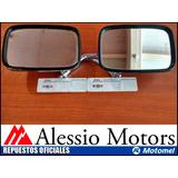 Motomel Dresser 250: Espejo Retrovisor (par)- Alessio Motors