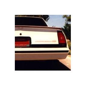 Cola Montecarlo Ss Chevrolet Monte Carlo Aleron Spoiler