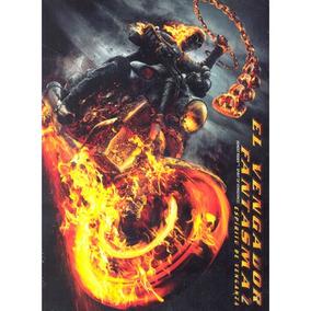Ghost Rider 2 Dos El Vengador Fantasma Pelicula Dvd