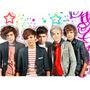 Kit Imprimible One Direction Diseñá Tarjetas, Cumples Y Más!
