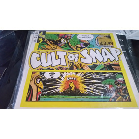 Snap! Cult Of Snap (world Power Mix) Vinilo Maxi Europe