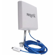Antena Exterior Cpe 310 Usb Wifi 10m 12 Dbi Auditoria Nisuta