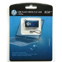 Pendrive Mini Hp 8gb V165w 100% Original