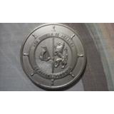 Medalla Centenario Escuela De Mecanica De La Armada