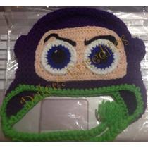 Gorros Gorra Zapatos Tejidos Crochet Buzz Lightyear Mrln