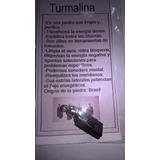 Dijes A De Piedra Turmalina Negra (consultar Stock)
