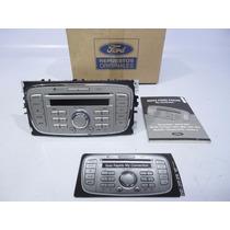 Radio Cd Bluetooth My Connection Sem Auxiliar - Focus 10/13
