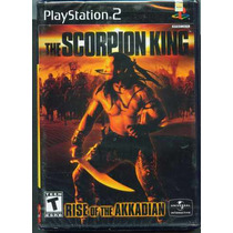 Ps2 The Scorpion King Nuevo