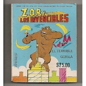 Capulinita Mini Zor Y Los Invencibles Vs King Kong De 1984
