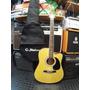 Guitarra Electroacustica G. Shelter Lf4110n C/funda Afinador