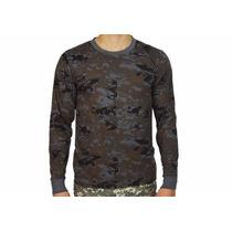Camiseta Airsoft / Paintball Camuflado Digital