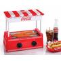 Maquina De Cachorro Quente Roller Nostalgia Electrics - 110v
