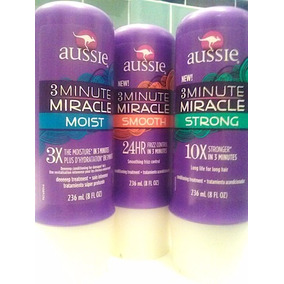 Kit Mascara Aussie 1 Moist + 1 Smooth + 1 Strong