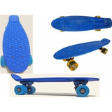 Mini Skate Long Board Penny Cruiser Abec Até 80 Kgs B127