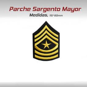 Parche Sargento Tactica Rifle Pistola Paintball Airsoft Ak47