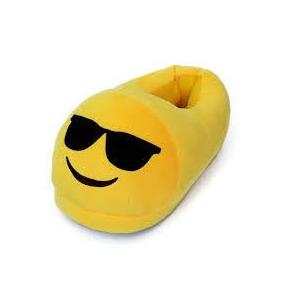 Pantuflas Emoticones Emoji Mujer Hombre Y Chicos Por Docena