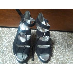 Sandalias Zapatillas Zapatos Suela Alta Tacon Dama Talla 36