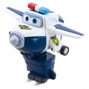 Super Wings Avião Mini - Paul - Ref 10022