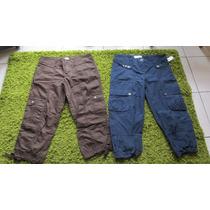 Umbrale, Everlast, Sprit, U. Club. Pantalones Cargo Nuevos