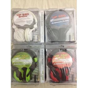 Fone De Ouvido American Audio Hp550 - Pro Dj Headphone