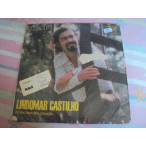 Lp Vinil - Lindomar Castilho - Promocional