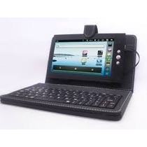 20 Tablet Phaser Kinno Pc-719 Wifi Android + Teclado Capa