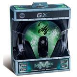 Audífono Gamer Genius Gx Mordax Para Pc Ps3 Ps4 Xbox 360 Mac