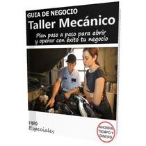 Como Abrir Un Taller Mecanico - Guía Para Iniciar Negocio