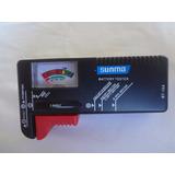 Probador De Pilas 1,5 Volts Aa, Aaa Y D , Bateria 9 Volts