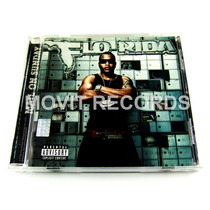 Flo Rida Mail On Sunday Hip Hop Cd Raro Como Nuevo Ed 2008