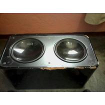 Bajos Audio Pipe 15 Pulgadas
