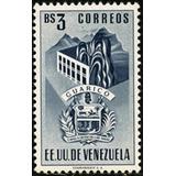 Estampillas Venezuela 1953 Guarico (nan67)2018*