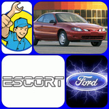 Manual Servicio Reparación Taller Ford Escort 97-98 Español