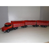 Tritrem Scania 9 Eixos 3 Carretas 1,77 Metros Bitrem Rodotre